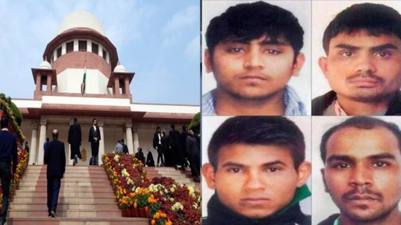 Nirbhaya case: SC issues notices to 4 death row convicts on Centre's appeal against HC verdict
