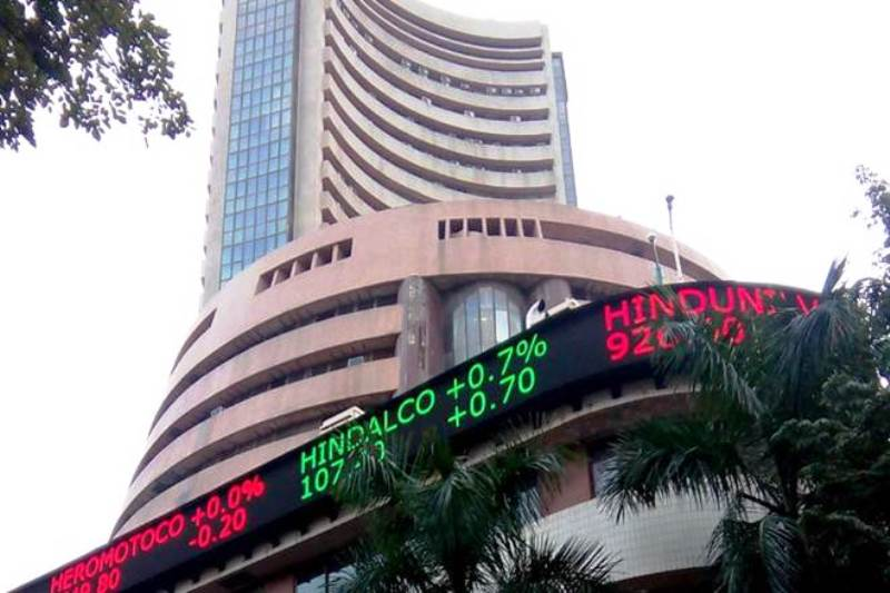 Equities trim gains amid volatility, Sensex up 130 points