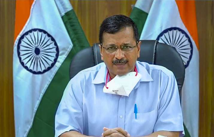 Chief Minister Arvind Kejriwal on Thursday launched the 'Green Delhi' mobile application