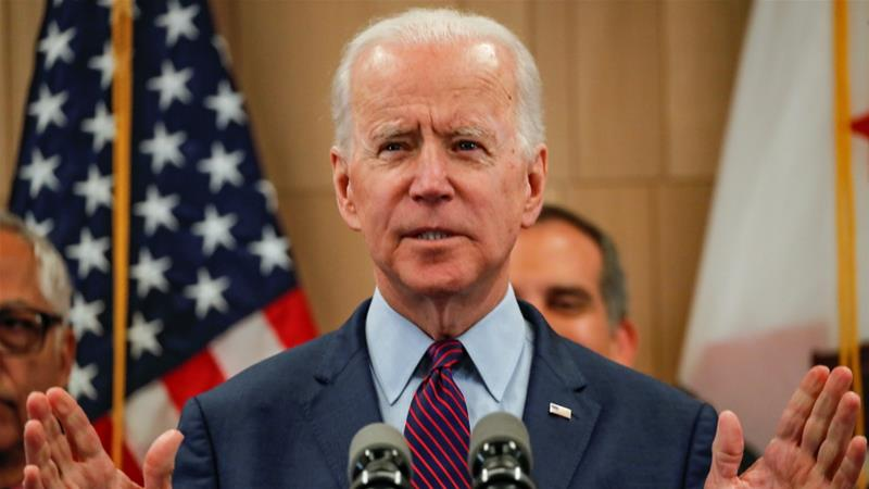 Joe Biden wins more votes than any other presidential candidate