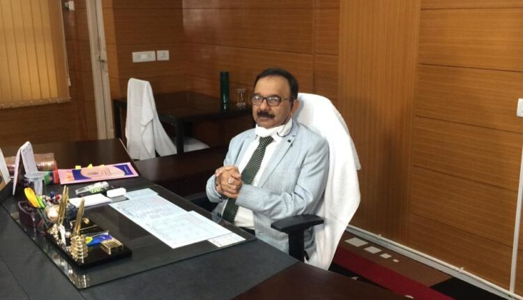 Justice Bijoy Krishna Patel Takes Charge As Chairperson of Odisha Human Rights Commission
