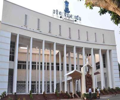 Odisha Assembly was on Friday adjourned following uproar by the Congress members over farmer issue.